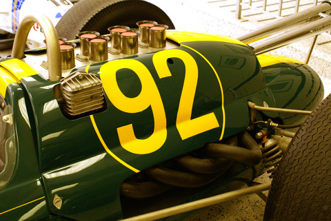 1963 Lotus Ford detail jr
