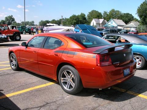 2006 Dodge Charger Hemi R T Daytona Go Mango Rvl 2005 Ww