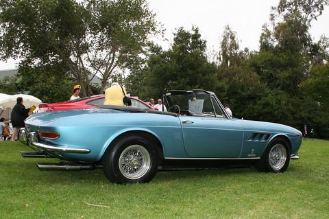 1965 Ferrari 275 GTS - blue - svr - Picture Gallery - Motorbase