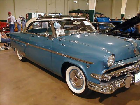 1954 Ford Crestline Skyliner CDN- fs ron