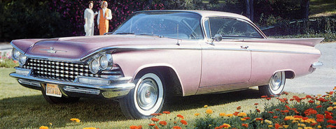1959 Buick LeSabre Hardtop Sport Coupe f3q ThomasS