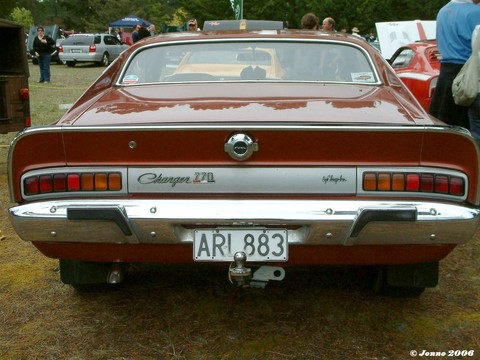 1973 Chrysler Valiant Charger 770[Aust] 03