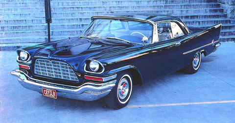 1957 Chrysler 300-C Sport Coupe
