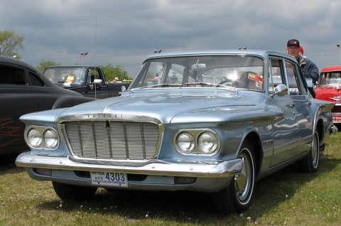 1962 Plymouth Valiant fv KRM
