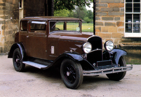 1930 Chrysler 77 Crown Coupe