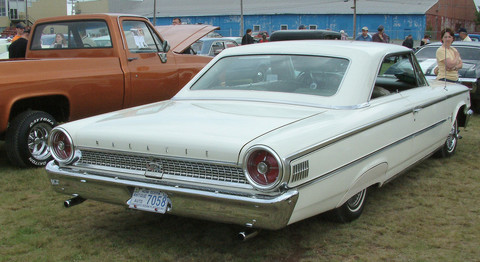 1963 Ford Galaxie rsvp KRM