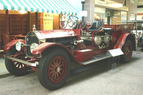 1917 American LaFrance Fire Engine-0011