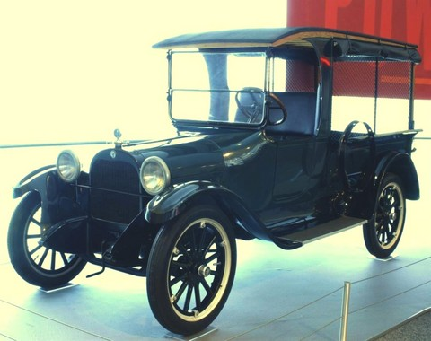 1920 Dodge Screenside Delivery Truck-0011