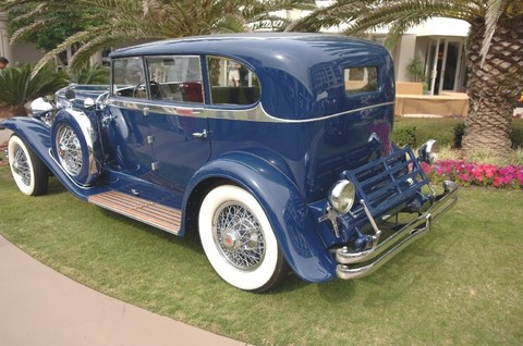 1929 Duesenberg Model J CVS DV-06 ARM 06