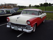 1024s 1956 Ford Crown Victoria - fvl